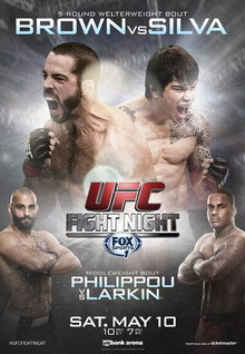Ufc Fight Night 40: Brown Vs Silva
