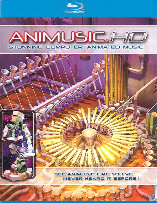 Animusic Hd