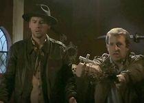 Indiana Jones: Vampire Hunter