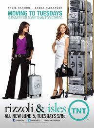 Rizzoli & Isles: Season 3