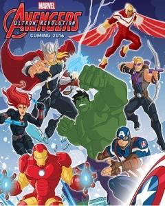 Marvel's Avengers: Ultron Revolution: Season 3