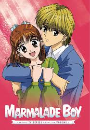 Marmalade Boy Movie (dub)