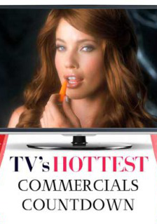 Tvs Hottest Commercials Countdown