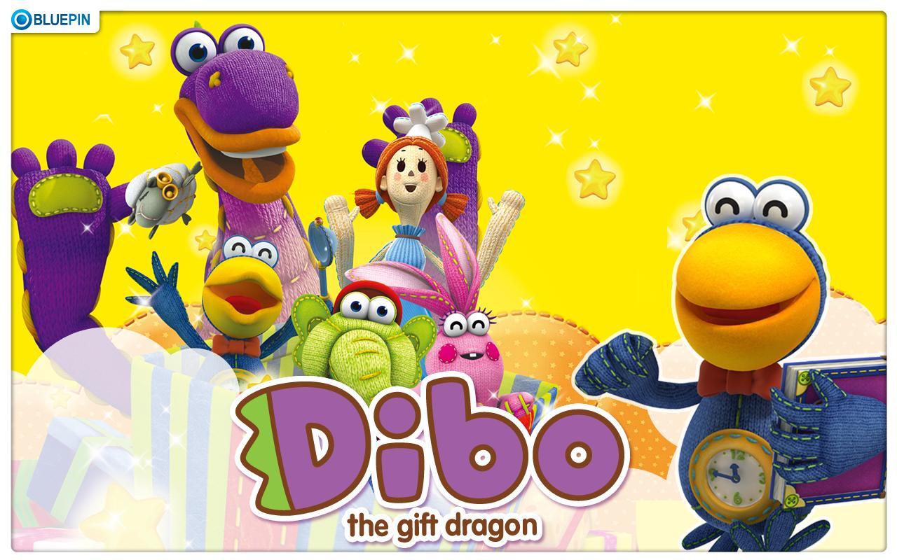 Dibo The Gift Dragon