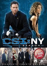 Csi: Crime Scene Investigation: Season 4