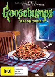 Goosebumps: Season 3