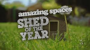 Amazing Spaces Shed Of The Year: Season 1