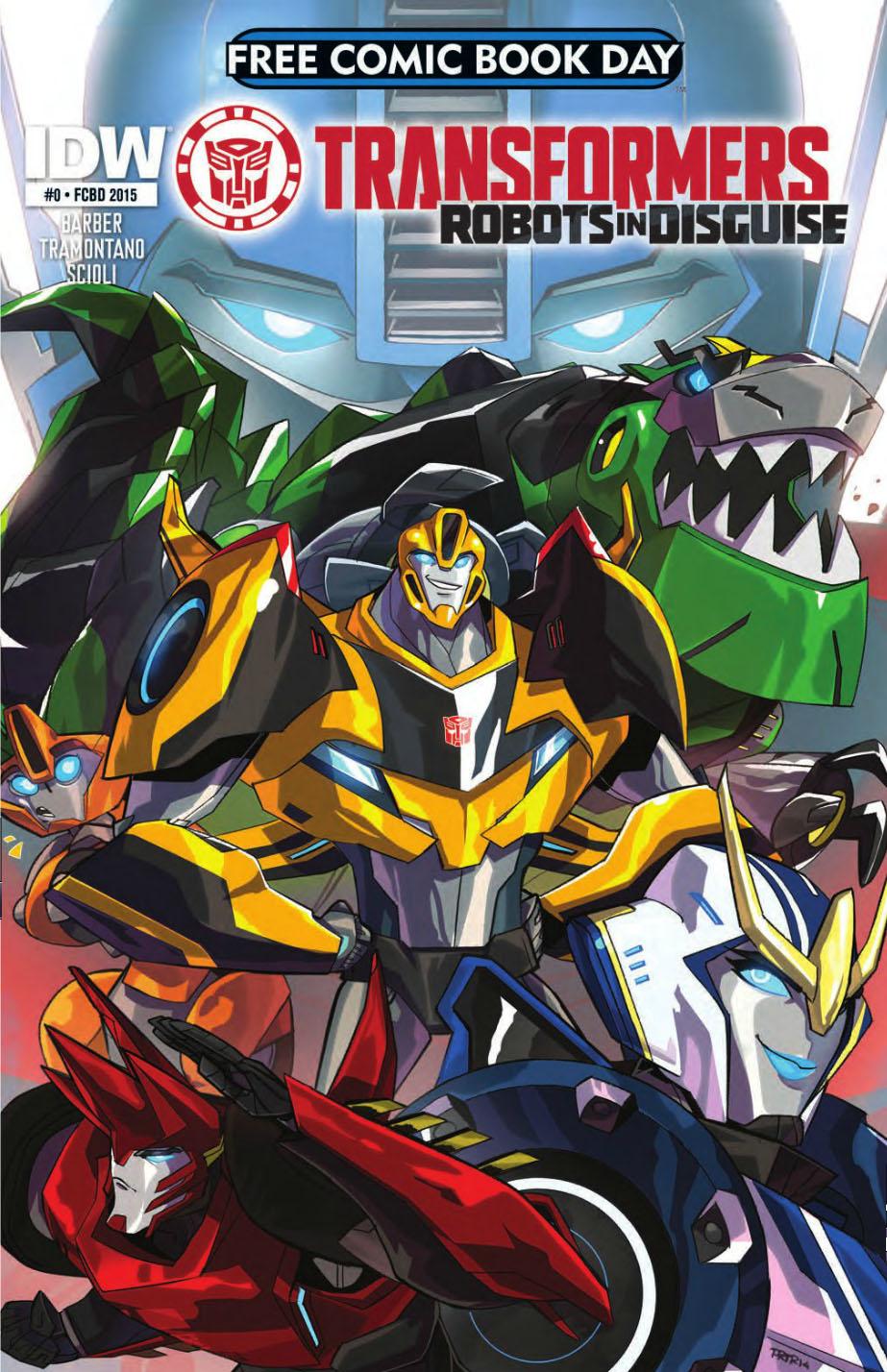 Transformers: Robots In Disguise: Season 1