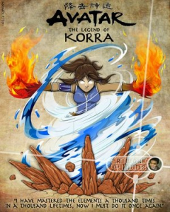 Avatar The Legend Of Korra: Season 1
