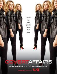 Covert Affairs: Season 4
