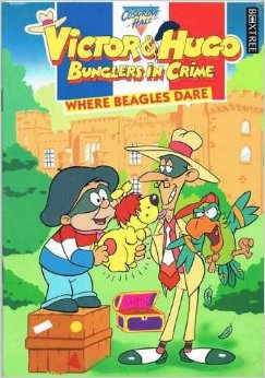 Victor & Hugo: Bunglers In Crime: Season 1