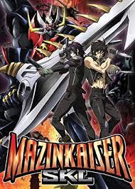 Mazinkaiser Skl (sub)