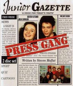 Press Gang: Season 3