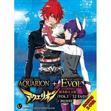 Sousei No Aquarion Evol (sub)