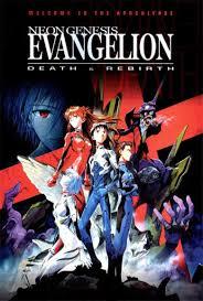 Neon Genesis Evangelion: Death & Rebirth (dub)