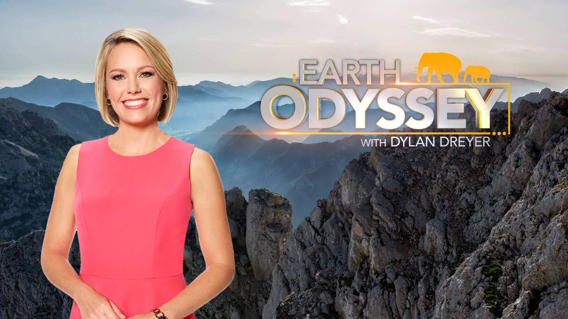 Earth Odyssey With Dylan Dreyer: Season 2