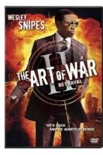 The Art Of War 2: Betrayal