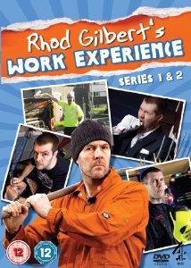 Rhod Gilbert's Work Experience: Season 5