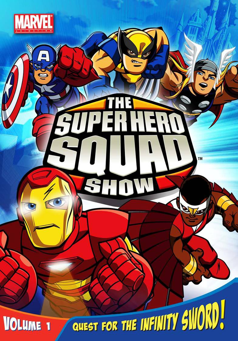 The Super Hero Squad Show: Season 1