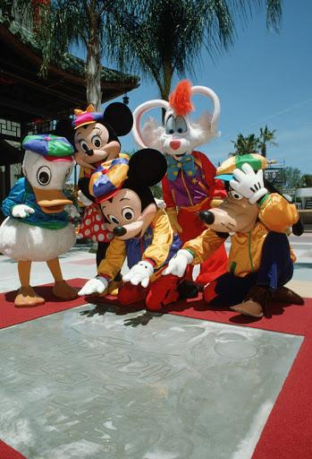 The Disney-mgm Studios Theme Park Grand Opening