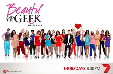 Beauty And The Geek Australia: Season 1