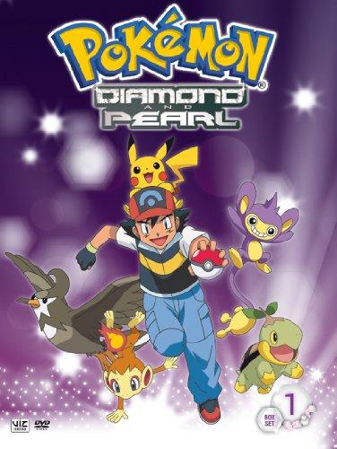 Pokemon Diamond & Pearl (dub): Season 10