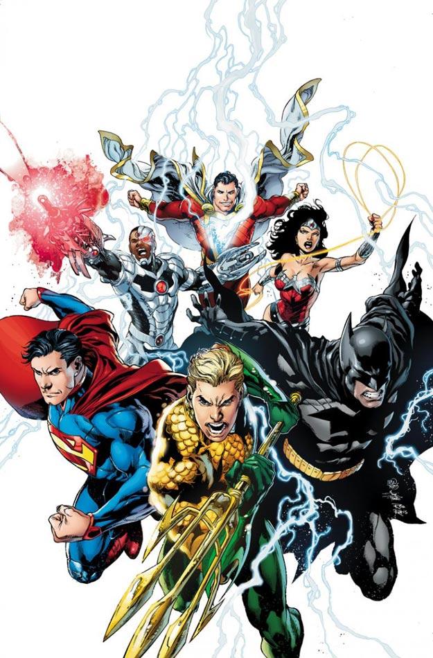 Justice League Unlimited (dub)