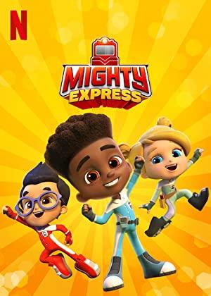 Mighty Express: Season 4