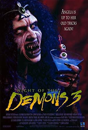 Night Of The Demons Iii