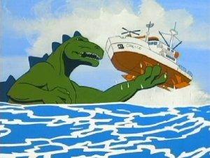Godzilla: Season 1