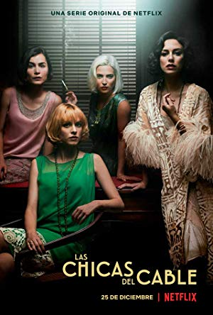 Cable Girls: Season 3