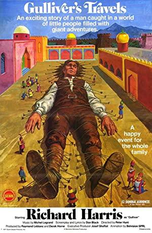 Gulliver's Travels 1977