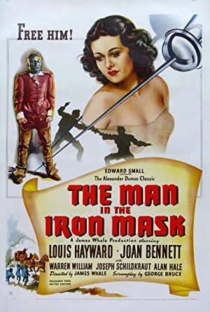 The Man In The Iron Mask 1939