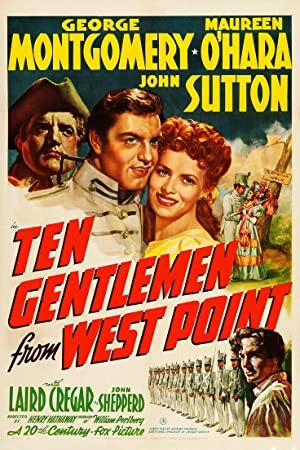 Ten Gentlemen From West Point