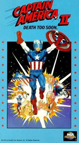 Captain America Ii: Death Too Soon