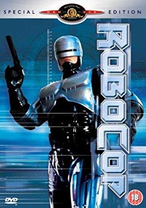 Flesh + Steel: The Making Of 'robocop'