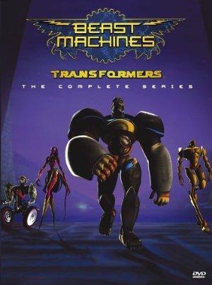 Beast Machines: Transformers: Season 1