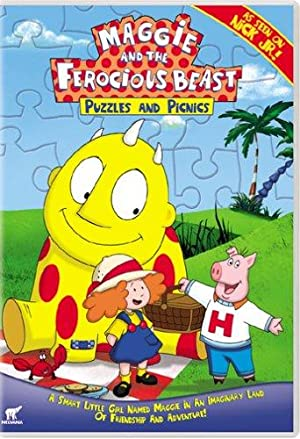 Maggie And The Ferocious Beast: Season 1