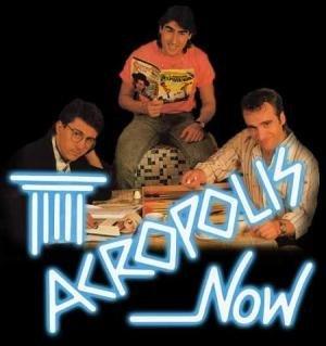 Acropolis Now: Season 1