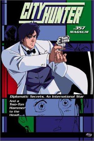 City Hunter: .357 Magnum