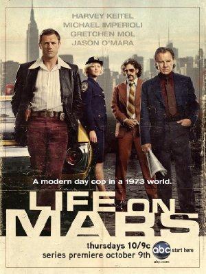 Life On Mars (usa): Season 1