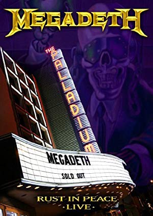 Megadeth: Rust In Peace Live