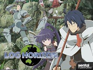 Log Horizon 2nd Season (dub)