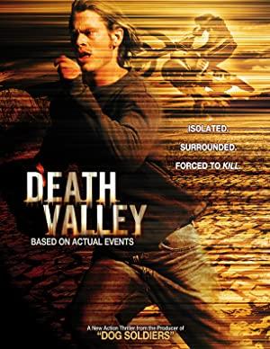 Death Valley 2004