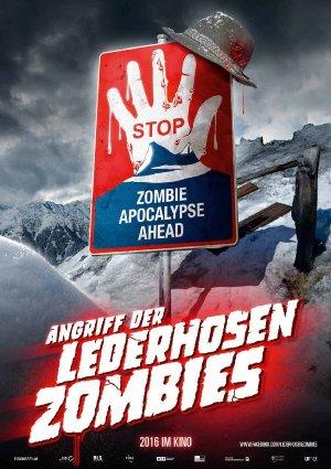Attack Of The Lederhosenzombies
