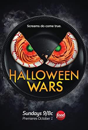 Halloween Wars: Season 9