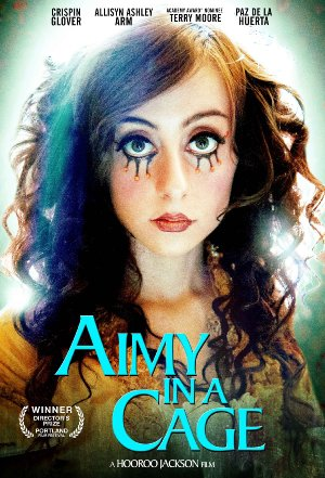 Aimy In A Cage