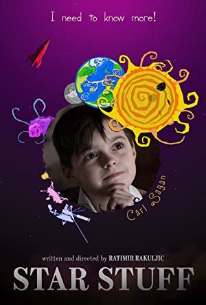 Star Stuff: A Story Of Carl Sagan