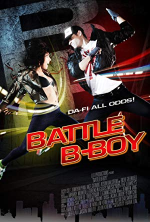 Battle B-boy 2016