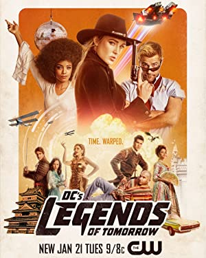 Dc's Legends Of Tomorrow: Season 6